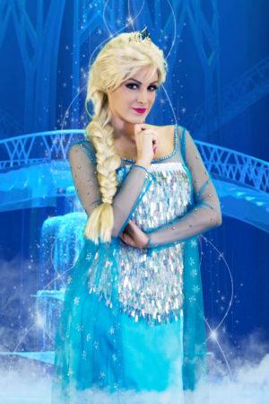 Παιδικά Πάρτυ Έλσα Frozen | Grace Kids Entertainment