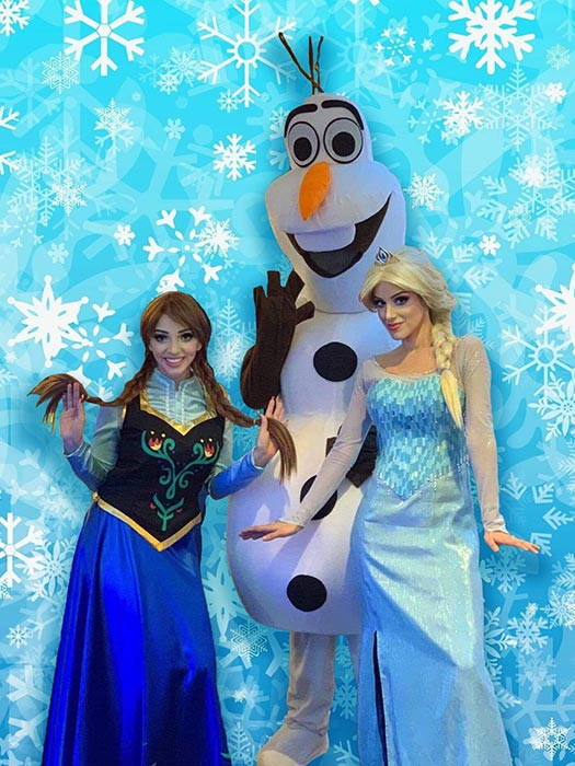 frozen-olaf-party-4