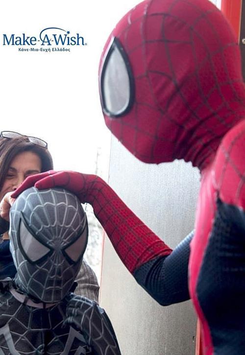 grace-kids-entertainment-spiderman