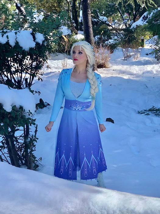 Παιδικό Πάρτυ με την Έλσα από το Frozen 2